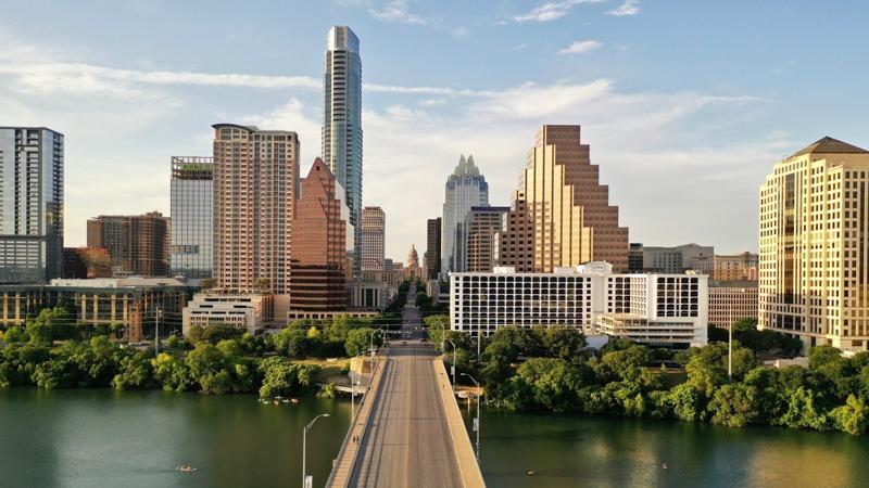 image of downtown Austin Texas