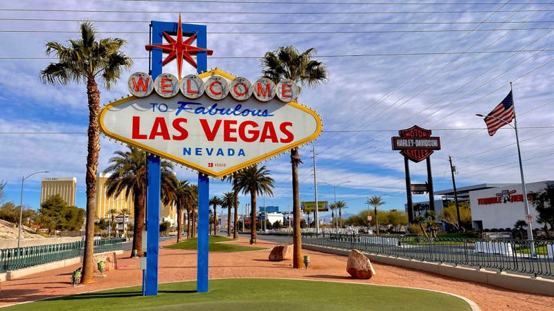 image of las vegas sign