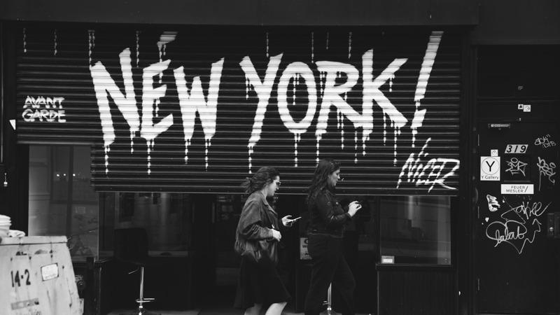 image of new york graffiti