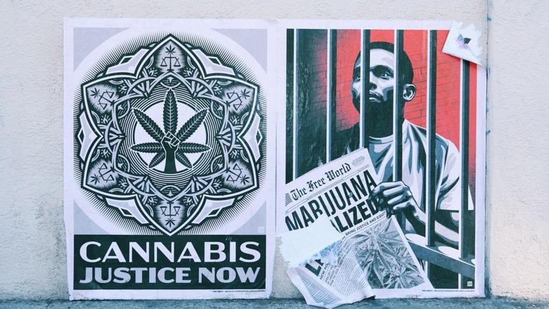 image of legalize marijuana posters