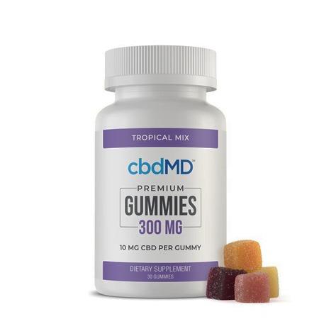 cbdmd gummies
