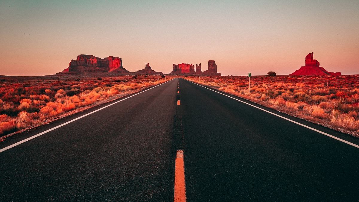 a freeway in arizona