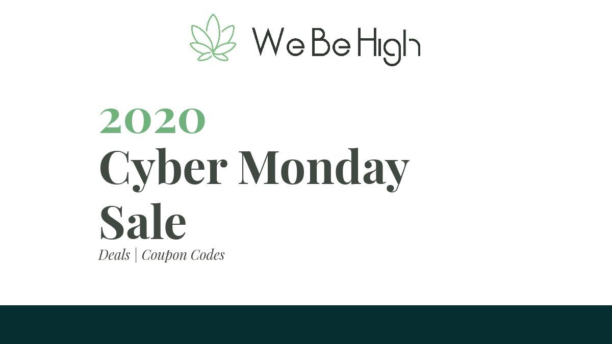 webehigh best cbd cyber monday banner