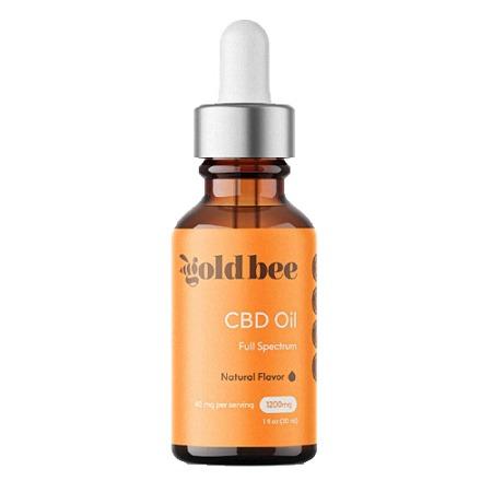 Gold Bee CBD Oil
