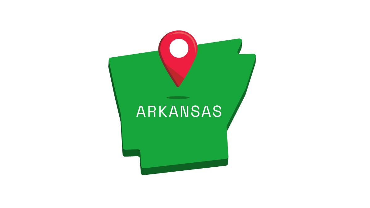 Illustration of Arkansas