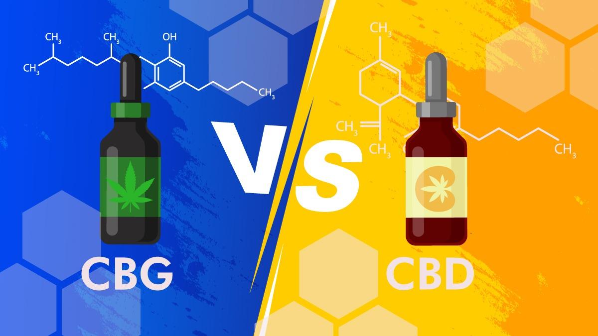 an illustration of CBD versus CBD